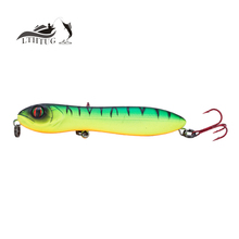 New Famous Brand 2017 Snakehead Peche Iscas Artificiais Pesca Top water Fishing Lure 100mm 15g Floating Pencil Lure Hard Bait