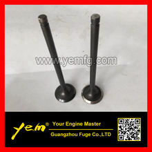 C6.6 Engine Intake Valve And Exhaust Valve For Perkins 6 cylinders Diesel 1100 Series Engine(China)
