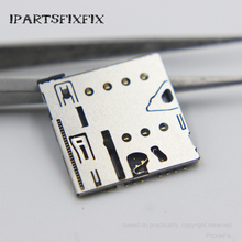 5pcs/lot For Nokia Lumia 610 n610 SIM Reader Card Slot Holder Port Replacement Repair Part New In Stock