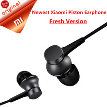 Original Xiaomi Mi Piston Fresh Earphone Newest Xiaomi Fresh Edition Version Earphone Generation 3rd In Stock Xiaomi Earset