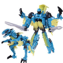New Arrive Children Dragon Model Brinquedos Deformation Robot Car Juguetes Action Toys Figures Classic Boys Toys Party Gift(China)