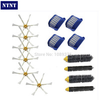 NTNT Free Post New AeroVac Filters 6 arm Brush for iRobot Vacuum Roomba 600 Series 620 630 650 660