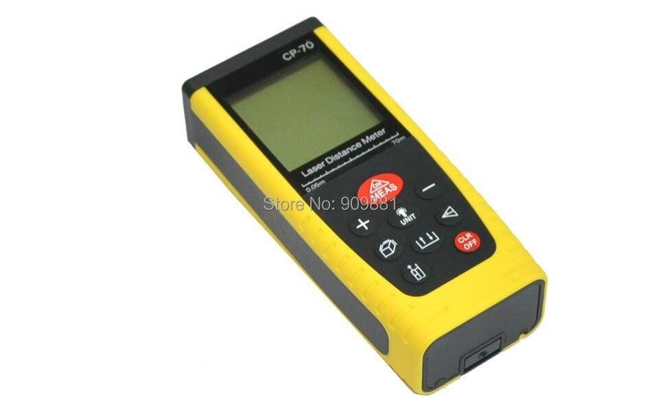 Handheld Digital Laser Distance Meter Household Rangefinder Measure Area Volume Mini Portable Laser Range Finder 0.05M-70M 10pcs<br><br>Aliexpress