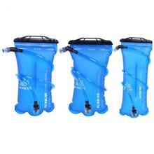 Top Quality Water Bag PEVA Bladder Hydration Drinking Straw Bag Outdoor Sports Cycling Hiking Camping Pack Water Bag 1.5L/2L/3L