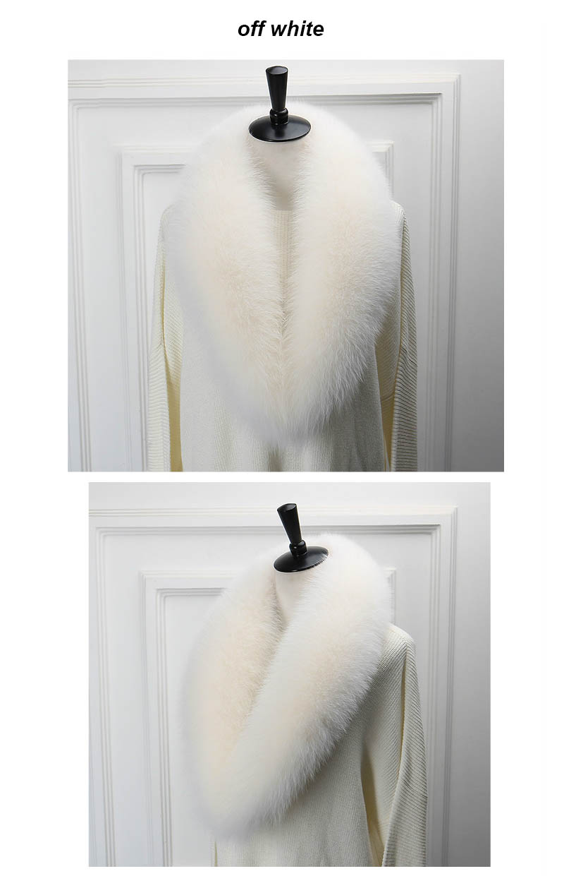fox collar 110 off white 1