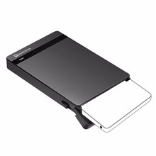 MantisTek Mbox 2.5 HDD Enclosure Tool-Free USB 3.0 SATA III SSD Enclosure External HDD Case Support UASP For OS Windows System(China)