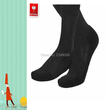 1 pair wool black Germany warm thicken socks for men large size(China)