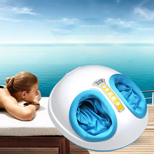 EU /US Interface Feet Foot Massager Machine Massageador Eletrico Pain Stress Relief Feet Massage Roller