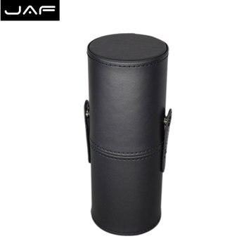 JAF caso Titular de Cepillo Del Maquillaje compone el cepillo cepillos Tubo porta caso libre del envío para los pinceles de maquillaje de contenedores