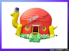 2017 new inflatable bouncer playground with CE/UL blower,inflatable jumping castle for kids,inflatable party toys(China)