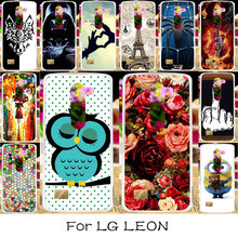 Buy TAOYUNXI Silicone Plastic Phone Case LG LEON Tribute 2 4G LTE C40 H340N Y50 H320 C50 H324 H340 LS665 Bag Shell Skin Cases for $1.28 in AliExpress store