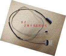 Подлинная нового для dell inspiron 5545 5547 15-5545 15-5547 flex жк lvds кабель p/n: dc02001x000 0fg0dx