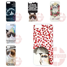 Grumpy Cat I Had Fun It Was Awful Print Phone Cover Case For Meizu MX4 MX5 Pro 6 m1 m2 m3 note For OnePlus 1+ Two X 3