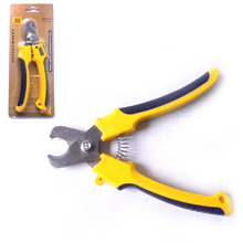Free shipping BOSI 7''/175mm electrician cable wire cutter plier