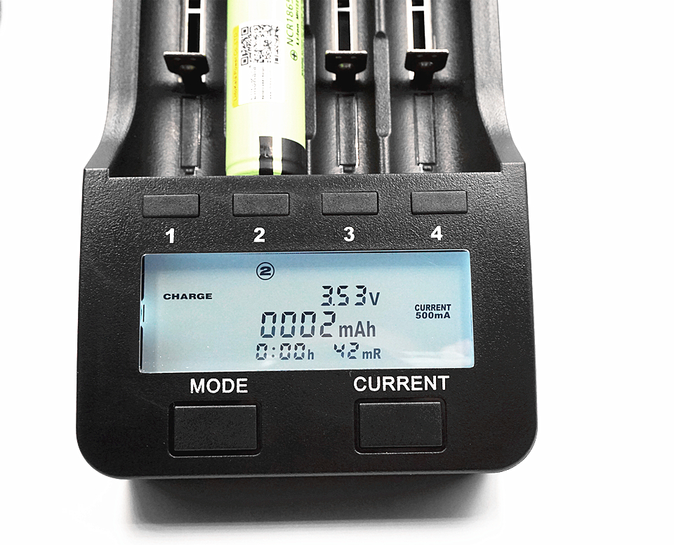 LiitoKala Lii500 18650 Battery Charger  (18)