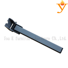 Furniture metal concealed hinge for sofa bed/desk/chair leg D35(China)
