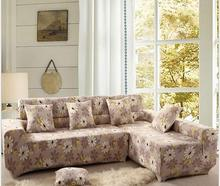 Pastoral polyester printing for four seasons anti-skid  Sofa  slipcover couch cove 1 piece price 9 colours free ship