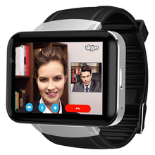 ZAOYIEXPORT Bluetooth Smart Watch DM98 Android 3G Wrist Smartwatch WIFI GPS Google Map Camera Whatsapp Skype For IOS Androi(China)