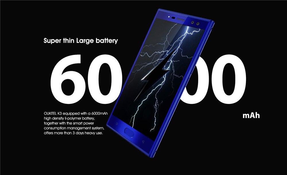 oukitel k3 2017 smart phone (5)
