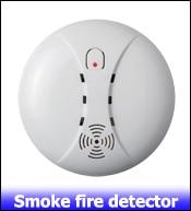 3- smoke detector