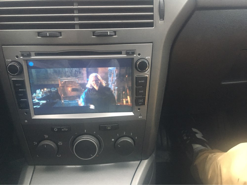 ANDROID 4.4 CAR DVD OPEL 1008