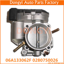 NEW HIGH QUALITY THROTTLE BODY FOR 06A133062F 0280750026