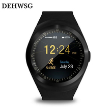 DEHWSG Bluetooth smart watch G3 support SIM TF Card Passometer mp3 player call SMS reminder smartwatch For IOS Android Samsung
