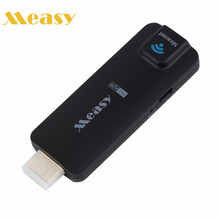 New Measy A2W Miracast TV AirPlay Dongle DLAN Airplay EZCast HDMI WIFI  Wholesale