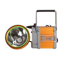 1000 Lumen New Separate Style LED Headlamp with the Side Light Miner Cap Lamp Super Bright Hunting Light