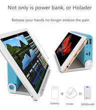 Multi Functional Original JINGXING Power Bank 20000mAh Portable Charger Dual USB External Battery Bank 20000 for Mobile Phones