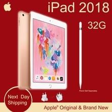 New Apple iPad 2018 (6th Generation) 32G 9.7 Retina Display A10 Fusion Chip Facetime 8MP Rear Camera 0.46kg Super Portable(China)