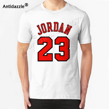 Antidazzle  Cotton Michael  Jordan 23 Mens T Shirts Fashion 2016 Short Sleeve Couple T-shirts Design Jordan Tops Tees