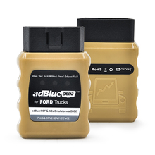 AdblueOBD2 Emulator for Volvo/S-cania/Renault/MAN/IVECO/DAF/BENZ/Ford Trucks Scanner Diesel Heavy Duty Truck Scan Tool