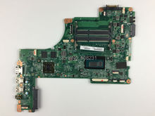 Free shipping, A000296900 DABLIDMB8E0 for Toshiba Satellite S50 S50-B, S55T-B Intel motherboard , All functions fully Tested !!!