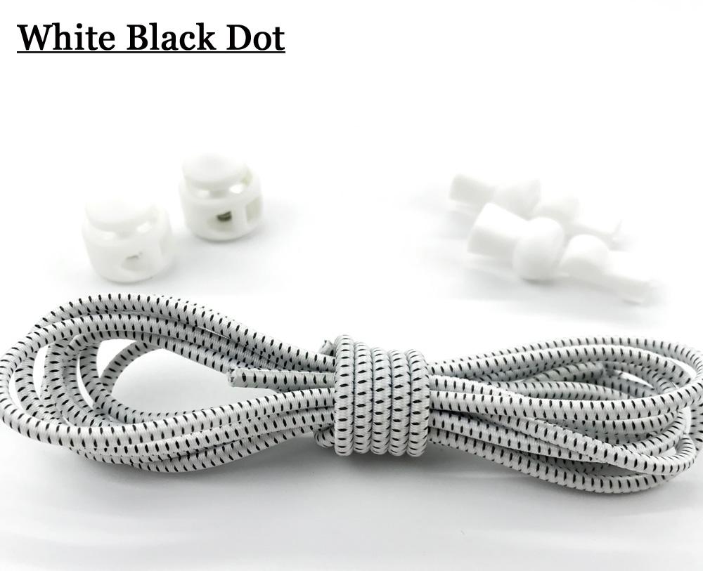 4white black dot