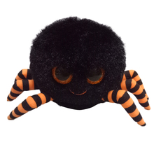 Ty Beanie Boos Original Big Eyes Plush Toy Doll Child Brithday 10 - 15cm Black Spider TY Baby For Kids Gifts