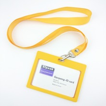 Cover card,ID Holder,employee's card identification tag, staff badge Student transit Gifts for colleagues