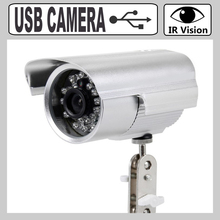 CCTV Camera 420TVL Waterproof Outdoor Security DVR Camera Support Micro SD/TF Card Recorder 24/h Night Vision Bullet Camera