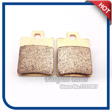 New Copper Brake Pads Shoes For 150cc 200cc 250cc 300cc 4 wheeler Taotao Sunl Roketa ATV Quad Motorcycle Parts