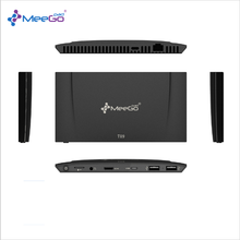 MINI PC Intel 4G/32G WIFI Bluetooth Windows 10 Built-in Intel x5-Z8350 Fan win10 Compute Stick with 1000Mbps LAN Compute Stick