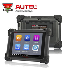 Lowest Price Original Autel MaxiSys MS908 MaxiSys Diagnostic System Update Online Multi-Language Auto Diagnostic Big Discount(China)