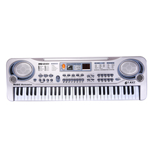 Kids Digital Piano Musical Instrument Toys 61 Keys Professional Keyboard Toy Multifunction Electronic Music Toys For Children