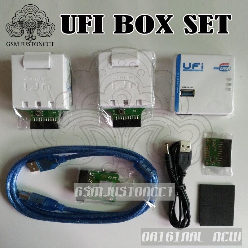 UFI box -gsmjustoncct -B