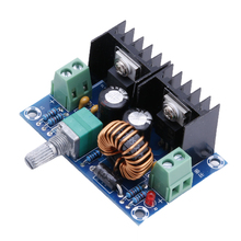 DC-DC 5V-40V To 1.2-36V Buck Converter 8A 200W Adjustable Step Down Power Module -Y103
