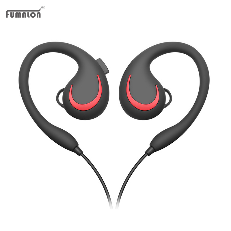 Fumalon S6 Wireless Bluetooth 4.1 Headset CSR 8635 Stereo High Level Noice Cancelling Sports Earphone With Apt-x Dual Battery<br><br>Aliexpress