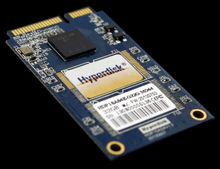 HYPERDISK mSATA/PCI-E,128GB NAND flash hard drive SSD for industrial or enterprises PC,fast r/w,various capacities