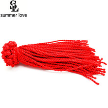 Buy Wholesale DIY Chineseknot Red Thread Lucky Cord String Rope Bracelet Men Women simple rope amulet friendship love bracelet for $4.30 in AliExpress store