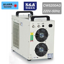 CW5200DG Industry Laser Water Chiller for 150W Co2 Laser Tube Engraving Cutting Machine(China)