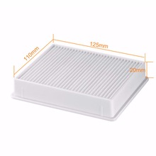 Vacuum Cleaner dust filter HEPA H11 DJ63-00672D Filter for Samsung SC4300 SC4470 White VC-B710W... cleaner accessories parts(China)