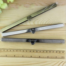 20pcs 19CM regula DIY Metal Purse frame Handle for Bag sewing, antique Bronze Silver and Gun Black color, freeshipping